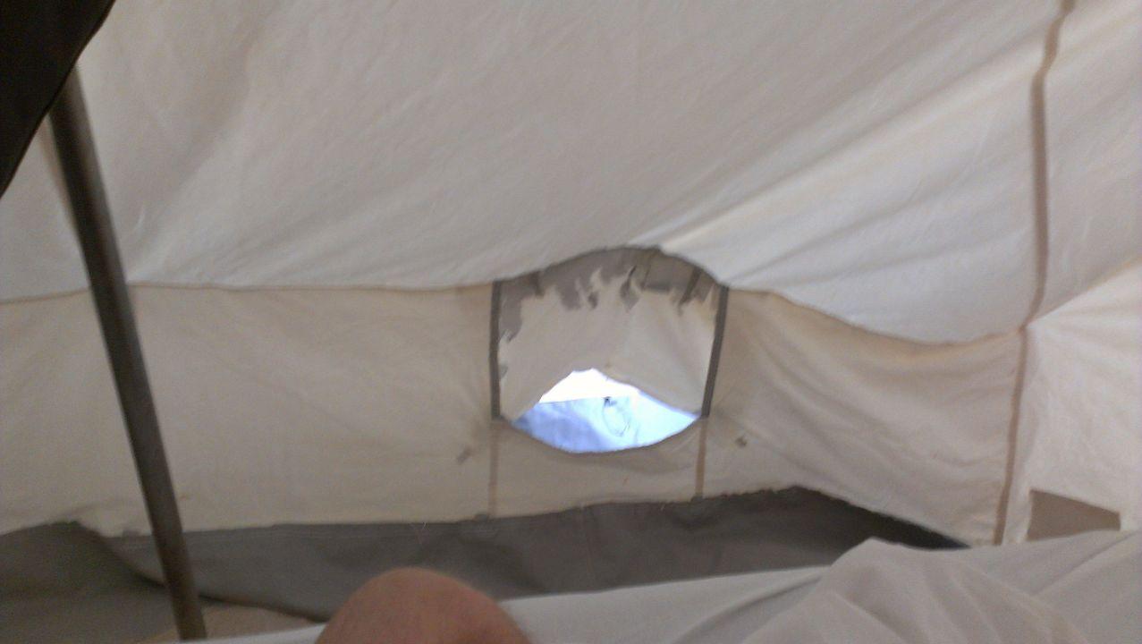 Zelt Tropical Island : Bild quot widok na pole namiotowe zu tropical islands resort