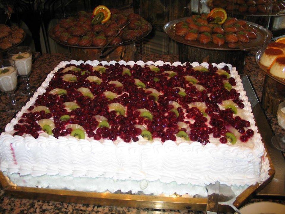 Nachspeisenbuffet Kiriş World Hotel by Voyage  (geschlossen)