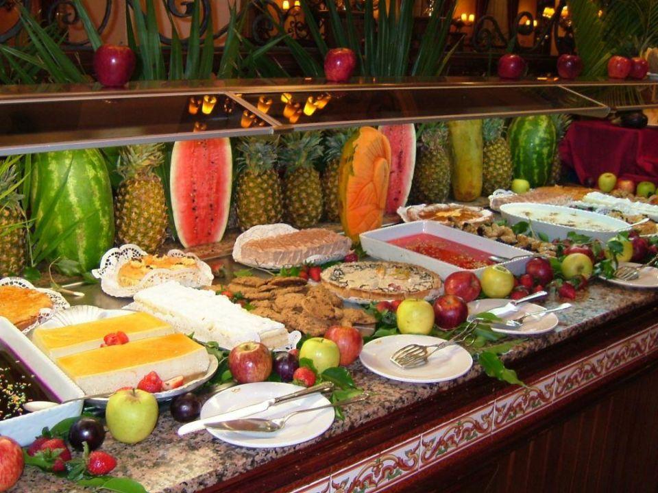Nachspeisen RIU Yucatan Hotel Riu Yucatan