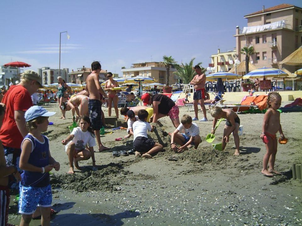 Strand Bikini Wettbewerb Video