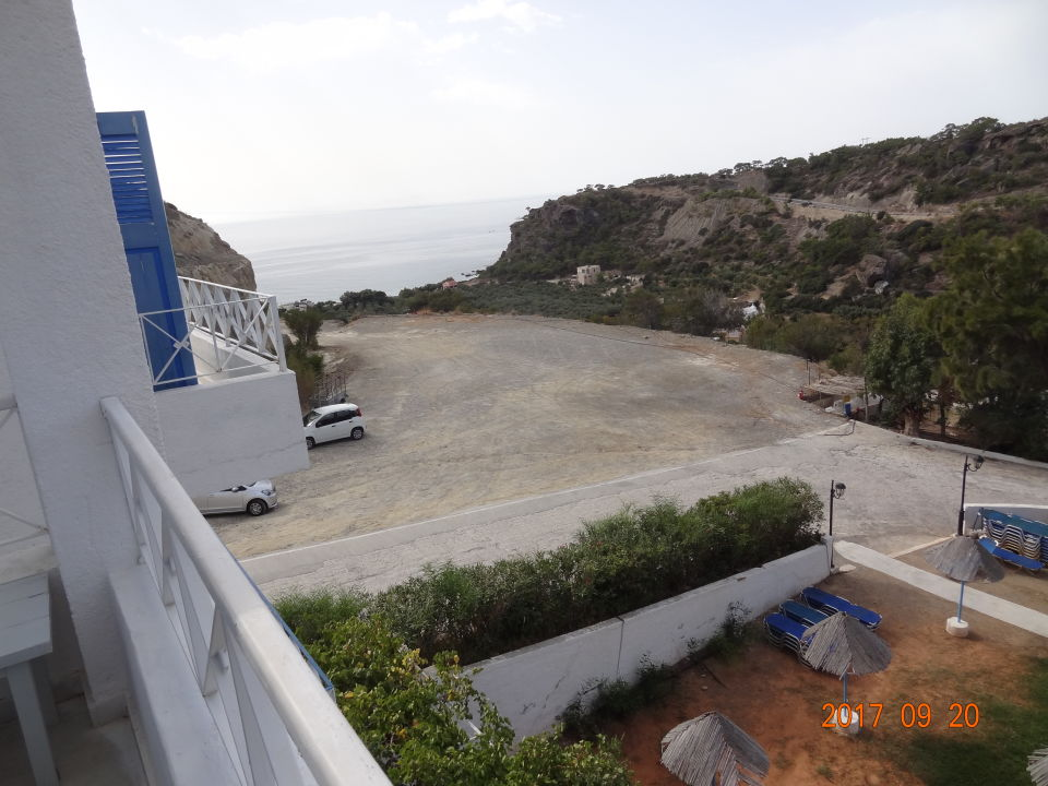 Ausblick Hotel Eden Rock