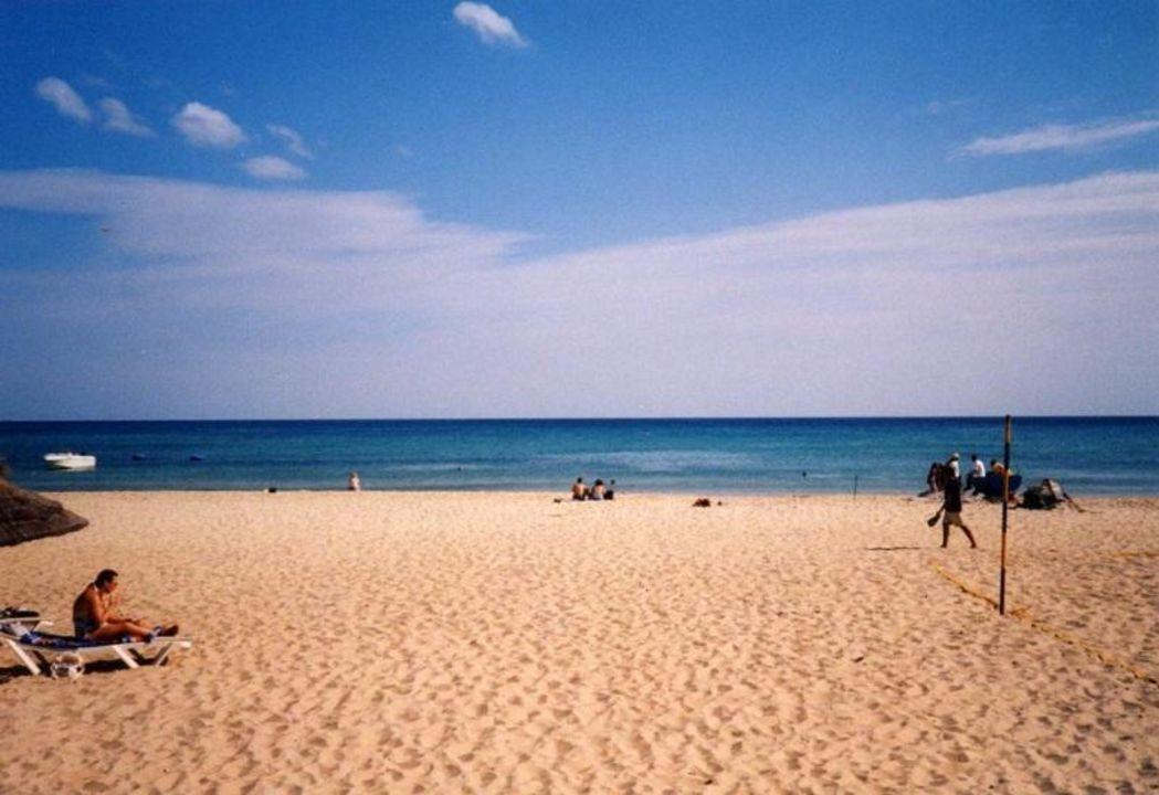Strand vom Sol Azur Hotel Sol Azur