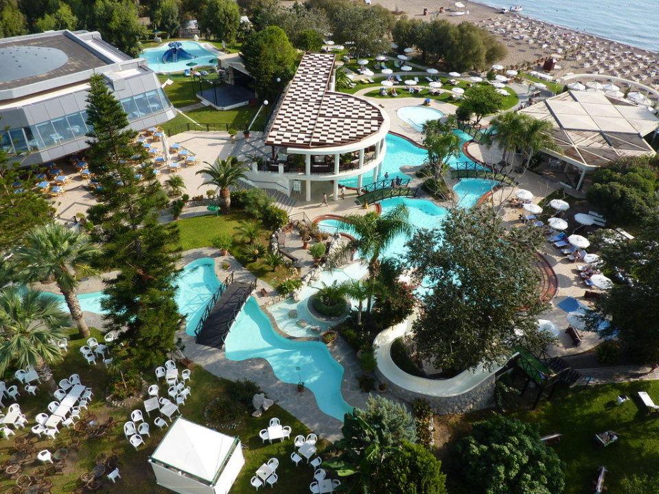 Teil der Anlage vom Calypso Beach Hotel Calypso Beach