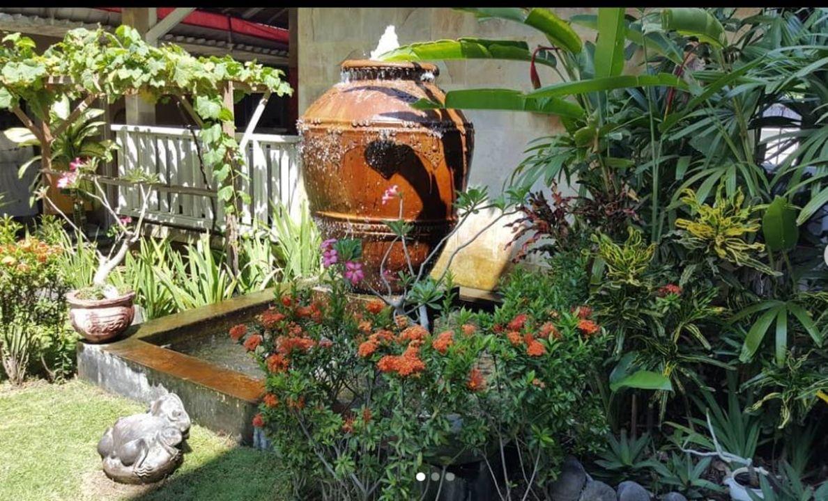 Gartenanlage Hotel Tauch Terminal Resort Tulamben