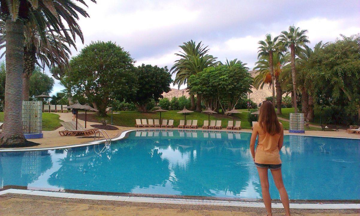 Bemerkenswert Pool Salzwasser Foto Von Großer Salzwasser- Melia Fuerteventura