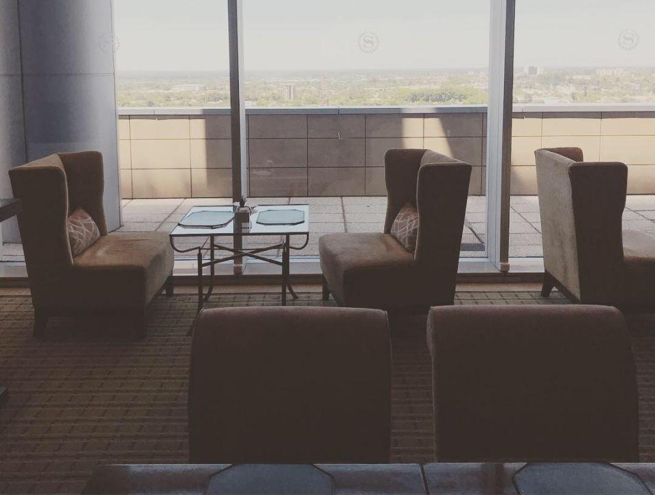 Lobby Hotel Sheraton Mendoza