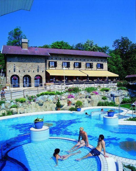 Funbath Danubius Health Spa Resort Aqua