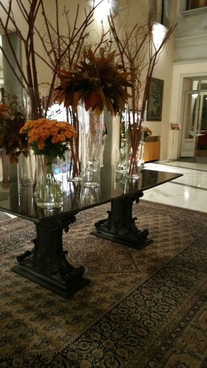 Lobby Grand Hotel Imperiale