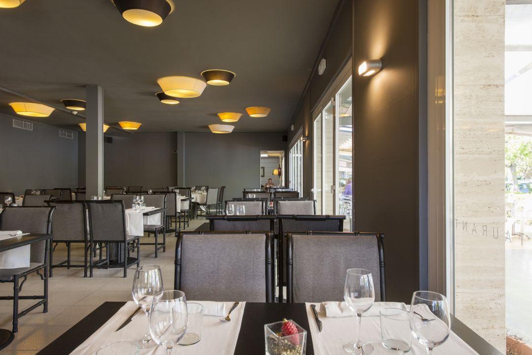 Restaurant Hotel Mirallac Banyoles Holidaycheck Katalonien