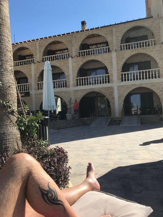 Außen Hotel Chateau Lambousa