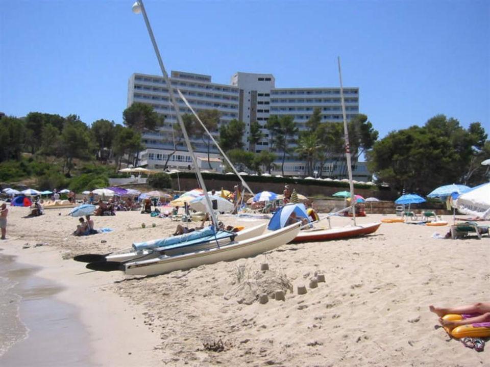 Badebucht - Iberostar Carolina Hotel Roc Carolina