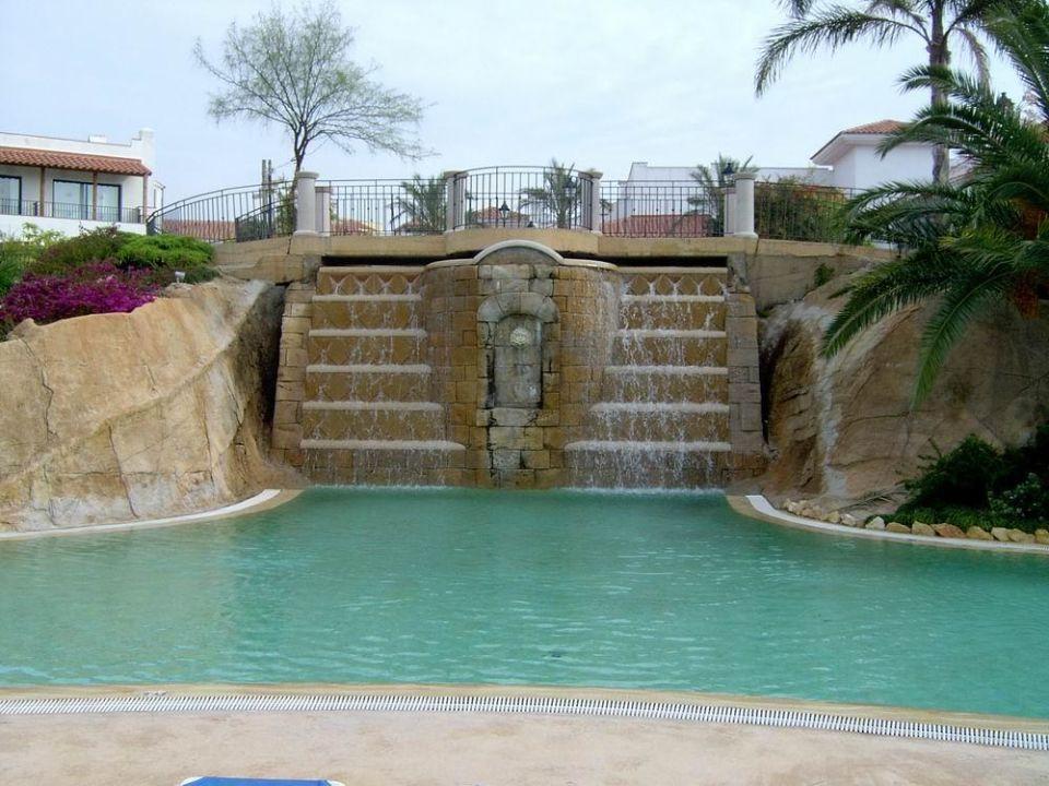 Wasserfall PortAventura Hotel Portaventura
