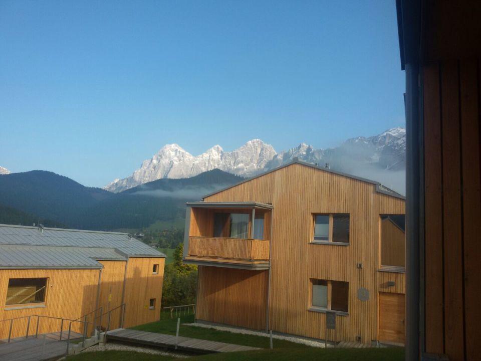 Außenansicht Rittis Alpin Chalets Dachstein