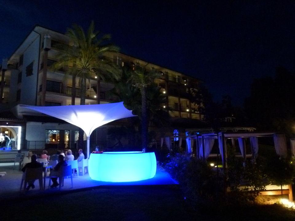 Ostflügel mit Seniorsuiten Sensimar Isla Cristina Palace & Spa