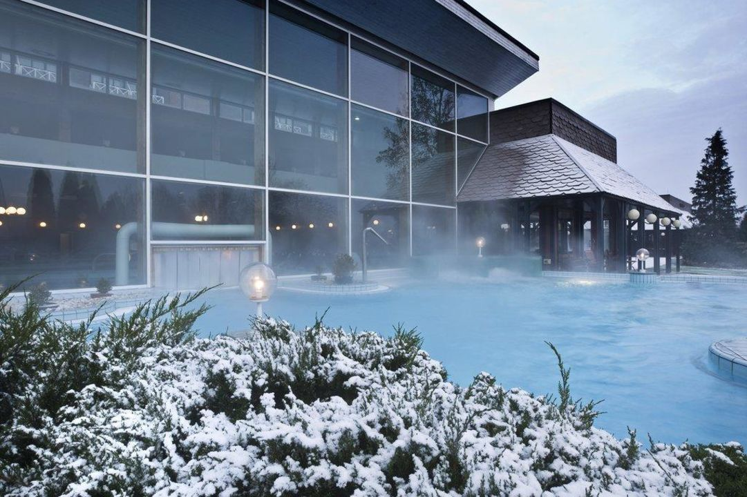 Winter Ttme Danubius Hotel Bük