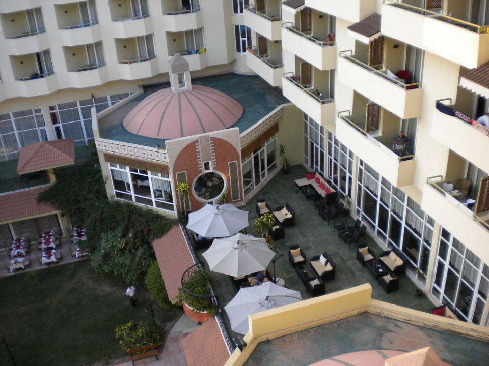 Vom Zimmer Hotel Nova Park