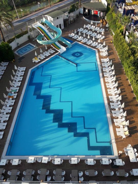 Pool Palm World Side Resort & Spa