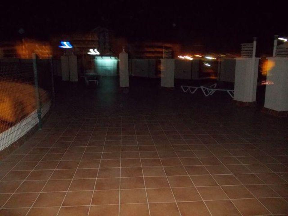 FKK Dachterrasse im Hotel Rondo Hotel HL Miraflor Suites
