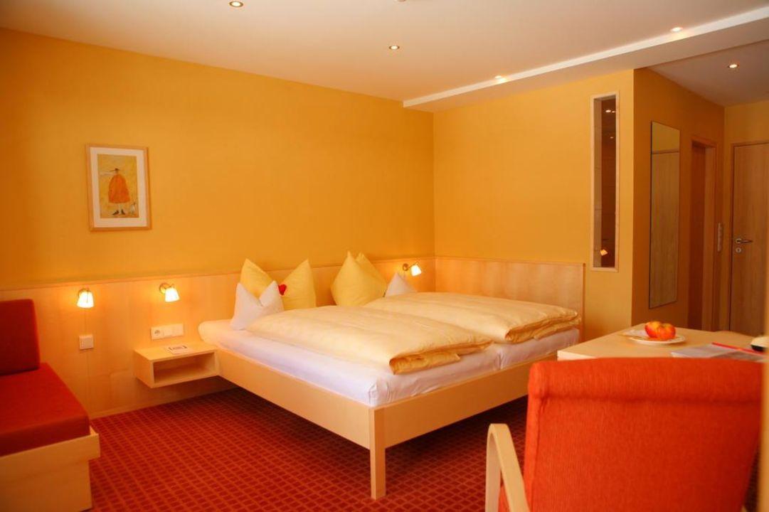 Sonne und Bergezimmer die Sonnigen Hotel und Restaurant