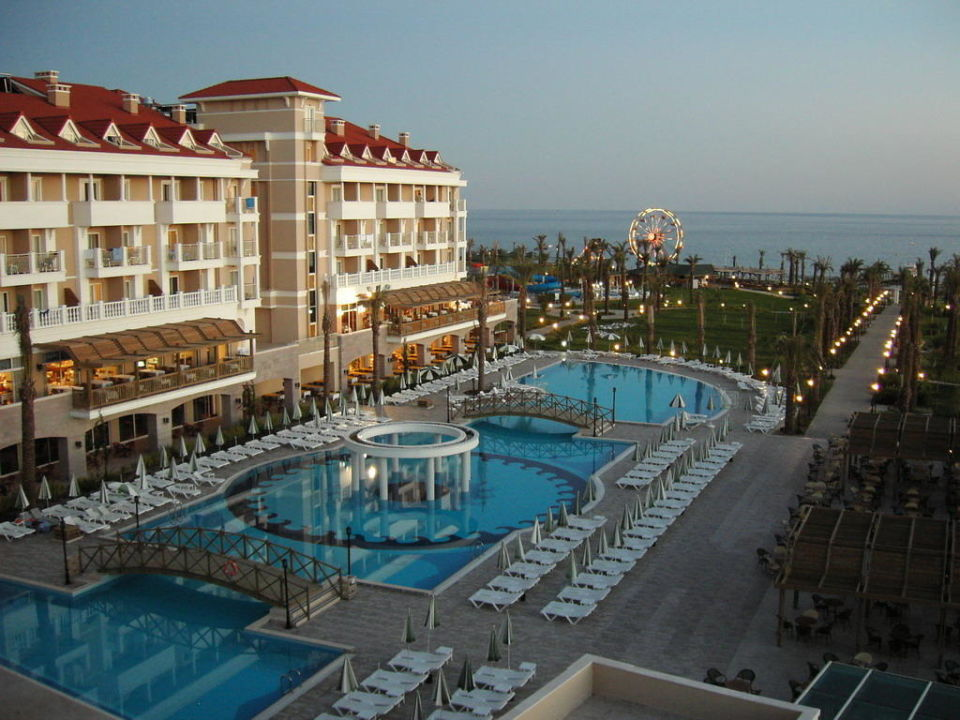 Trendy Hotel Aspendos Beach