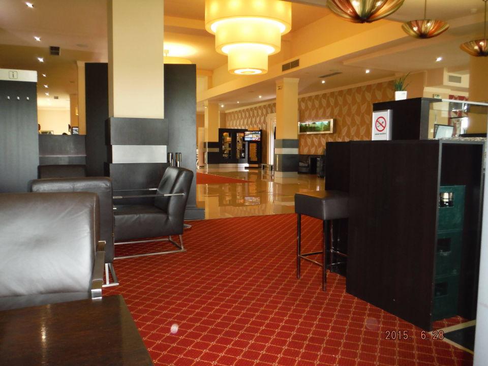 Lobbybar Parkhotel Congress Center Plzen/Pilsen