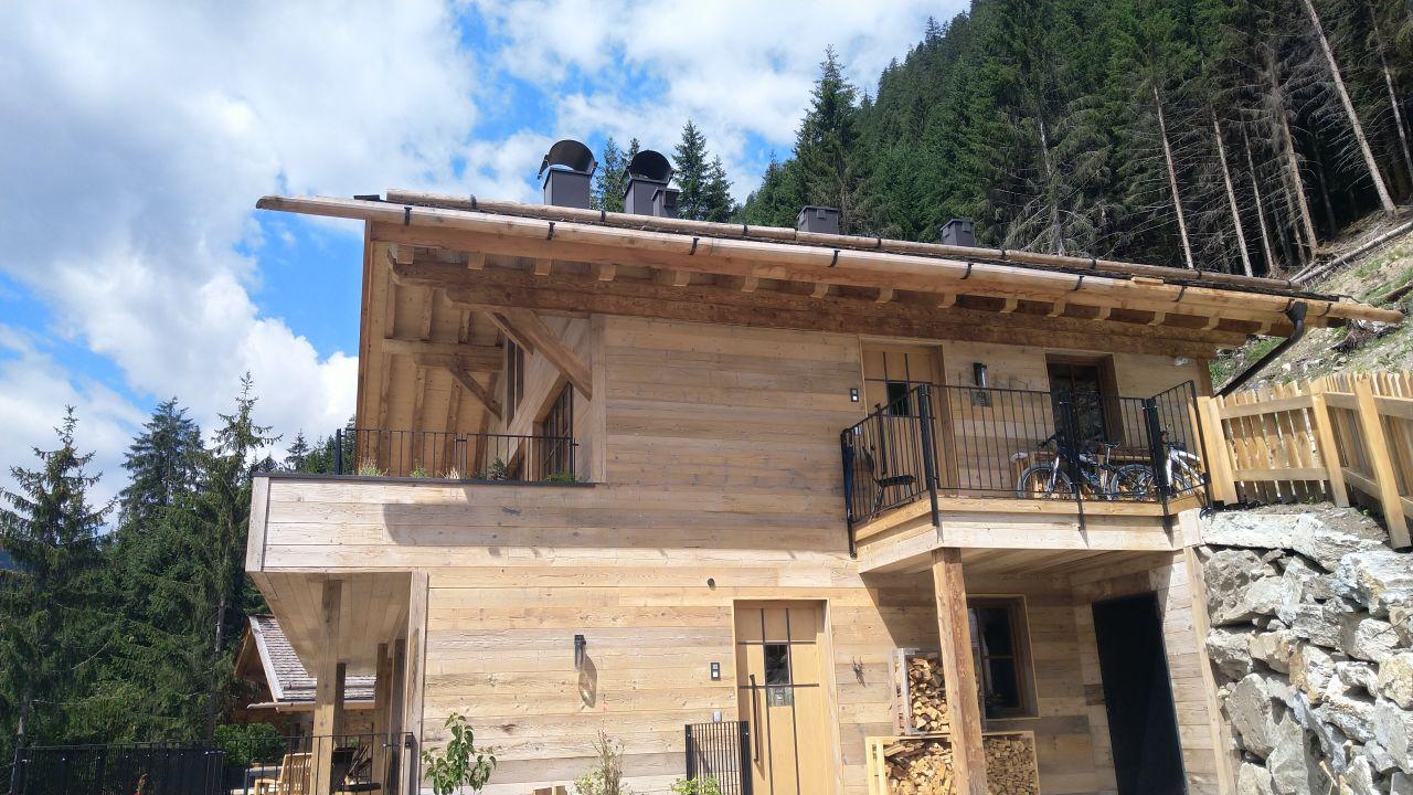 Außenansicht Alphotel Tyrol
