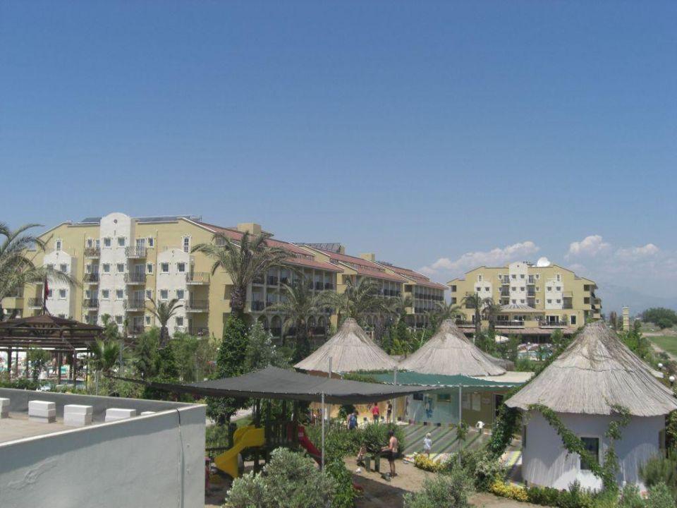 Hotelanlage Belek Beach Resort Hotel