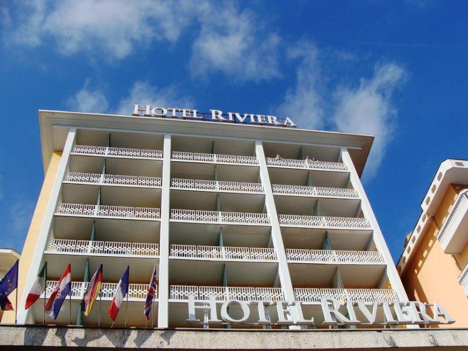 Hotel von Außen Hotel Riviera - LifeClass Hotels & Spa