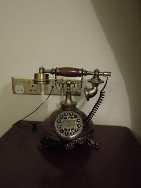 Telefon Hotel Chateau Lambousa