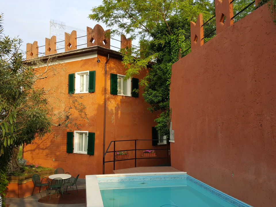 Pool Hotel Castello S. Antonio