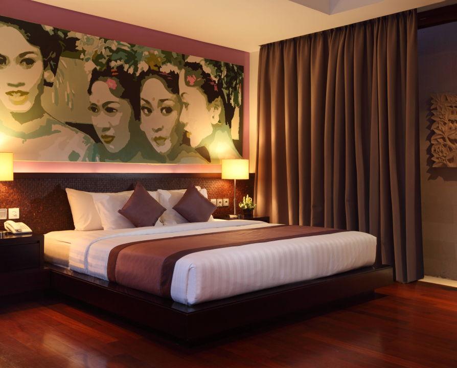 Two Bedroom Villa - Bedroom Villas Mahagiri Sanur