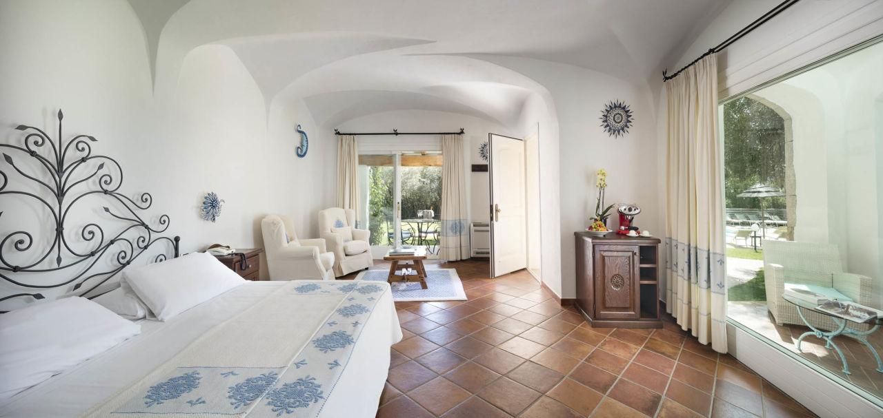 Zimmer Hotel La Rocca Resort & Spa