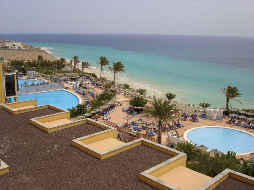 Anlage von oben SBH Club Paraiso Playa