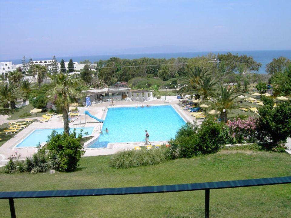 Pool Hotel Archipelagos (Vorgänger-Hotel - existiert nicht mehr)