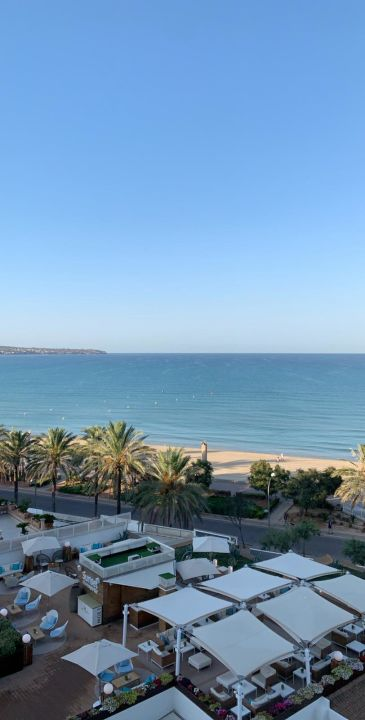 Ausblick Iberostar Selection Playa de Palma