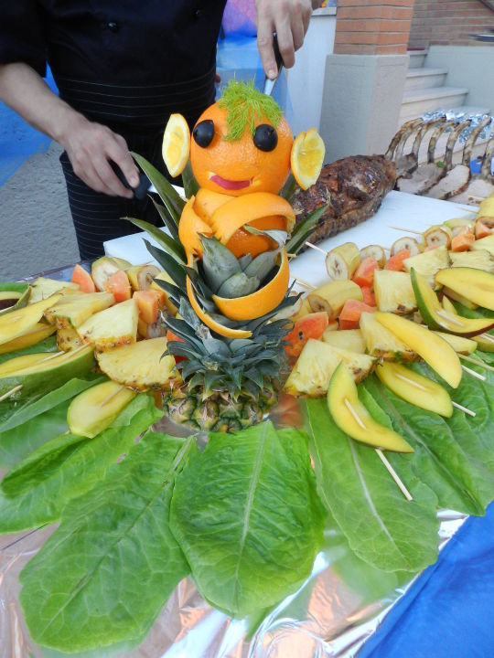 Decoro Hawaiano Hotel Villa Fulgida
