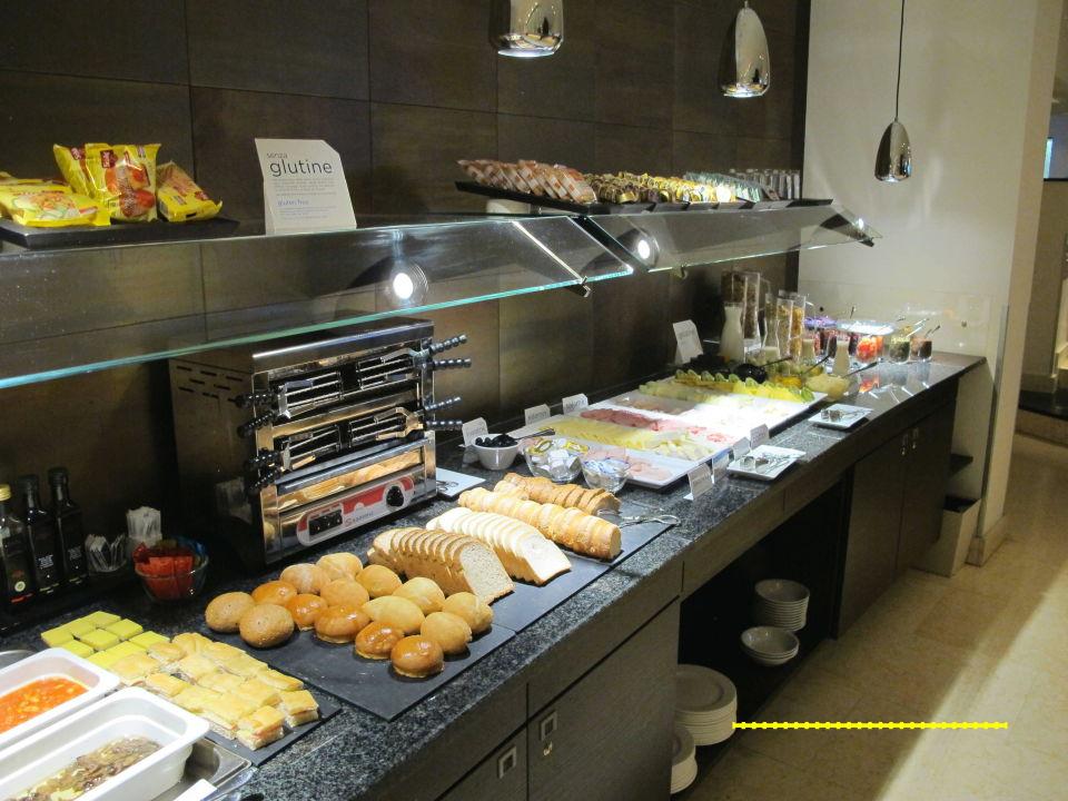 Auswahl / Teller Hotel NH Bergamo