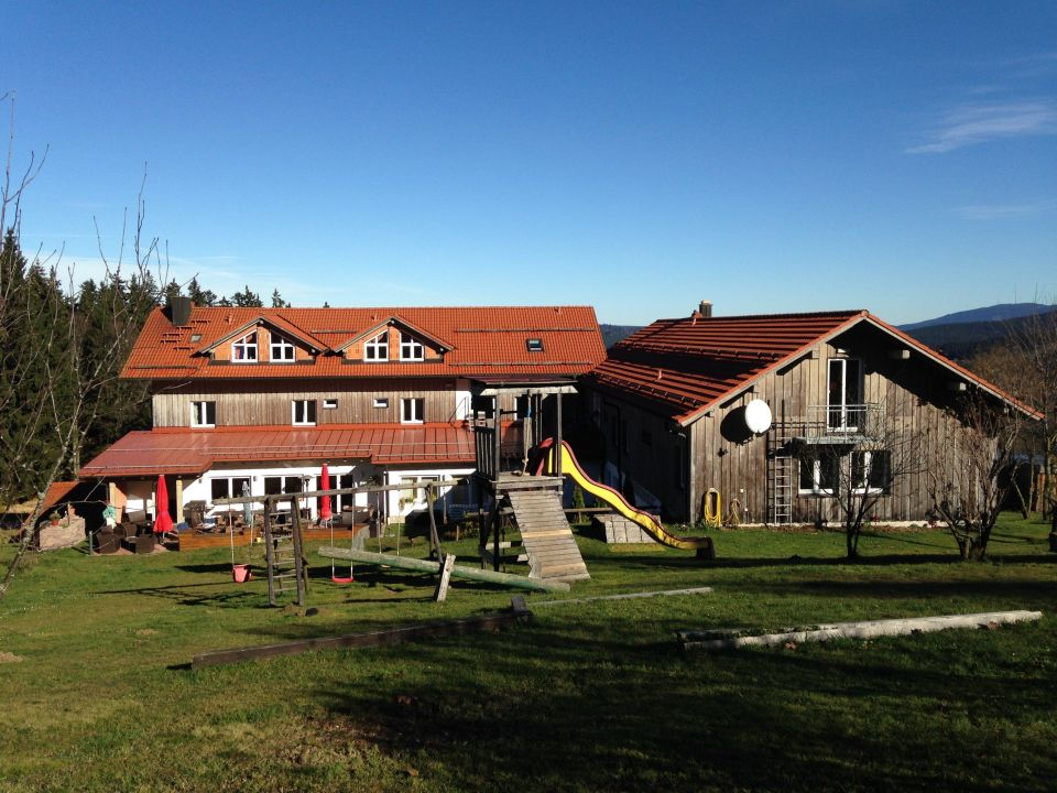"""""""Ein Novembertag"""" Landhotel Haus Waldeck"""