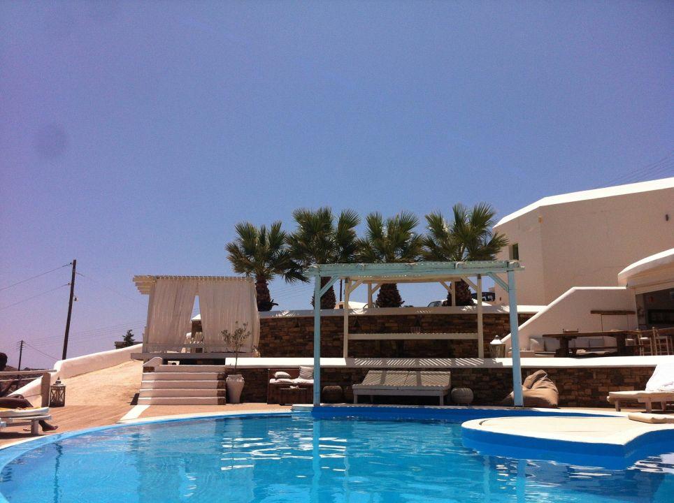 Pool Levantes Ios Boutique Hotel Ios Holidaycheck Kleine
