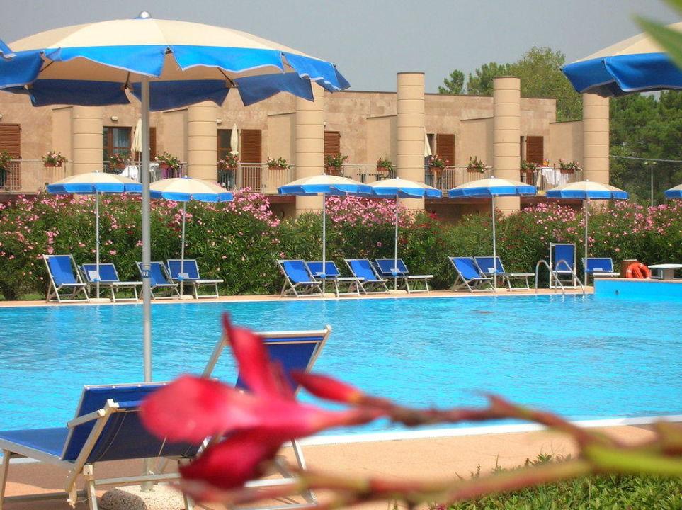 Swimming pool detail Cosmopolitan Golf & Beach Resort