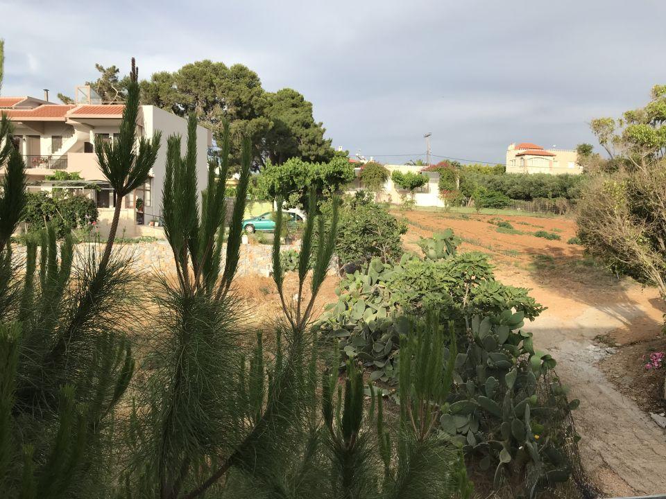 Gartenanlage Hotel La Stella