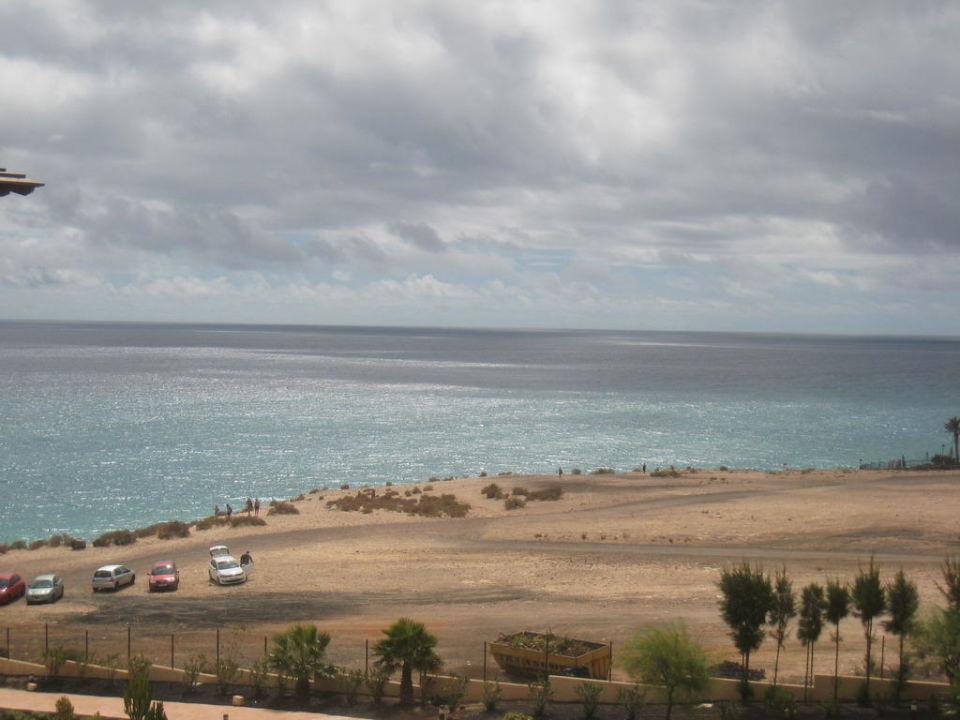 Außenansicht aus dem Hotelzimmer Hotel H10 Tindaya
