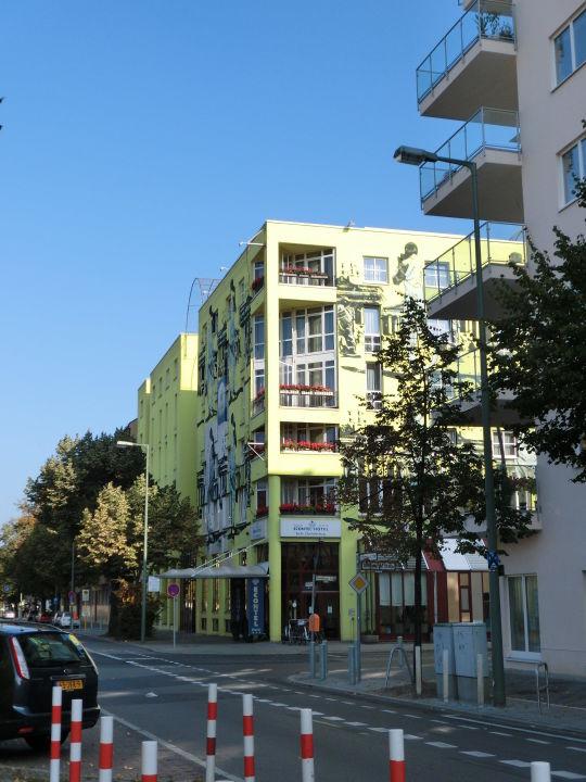 hotel von au en econtel hotel berlin charlottenburg. Black Bedroom Furniture Sets. Home Design Ideas
