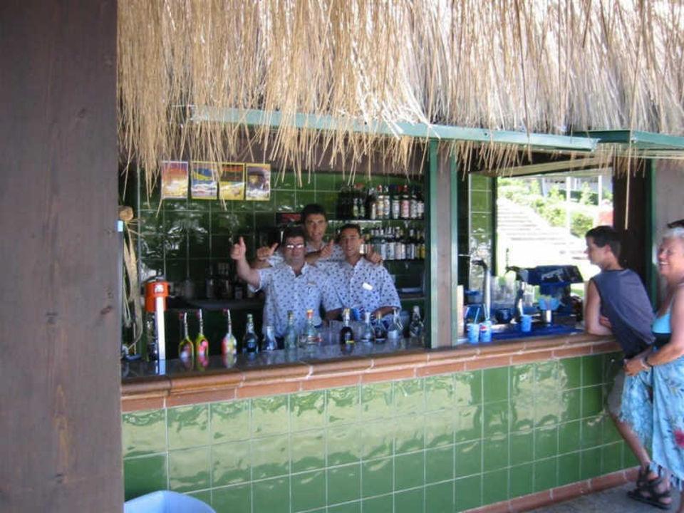 Poolbar - Iberostar Carolina Hotel Roc Carolina