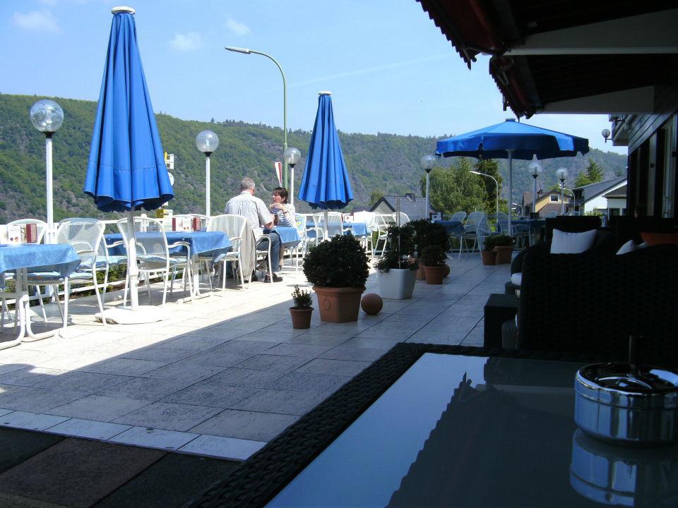 Weinbergweg Moselromantik Hotel Thul