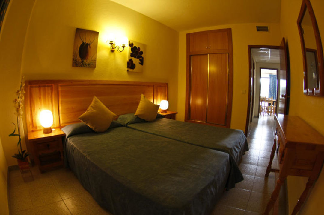 Example of Bedroom Casa Luis Apartments