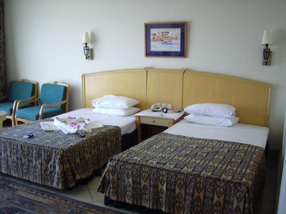 Zimmer mit Meerblick - Concorde El Salam SSH Concorde El Salam Hotel Sharm el Sheikh