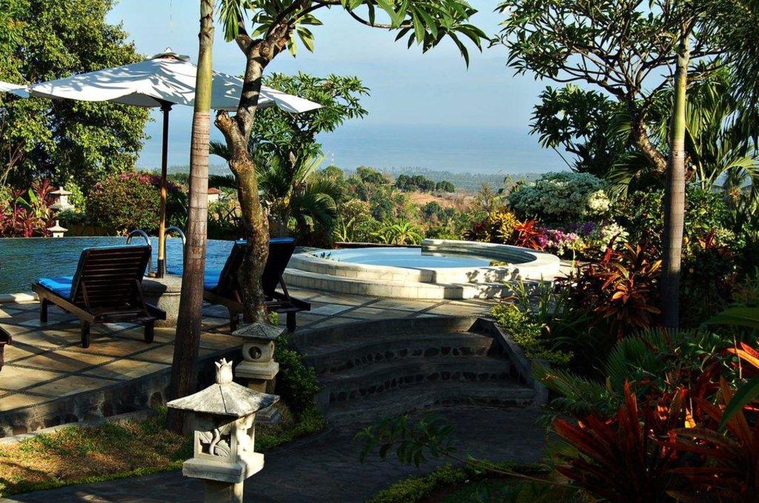 Hat Spass gemacht Hotel Puri Mangga