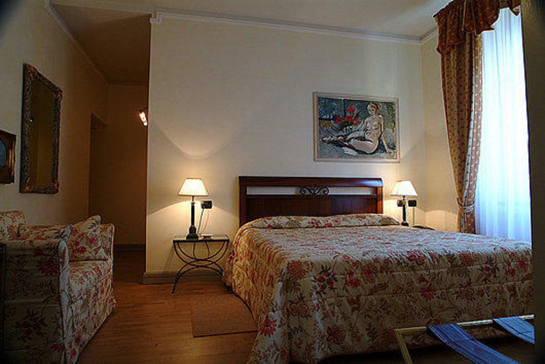 Room 29 on the back side Hotel Posta