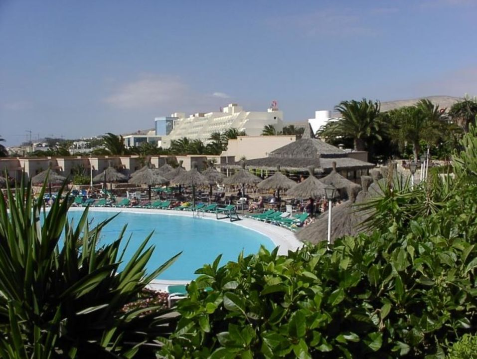 Pool-Ansicht #3 SBH Monica Beach Resort